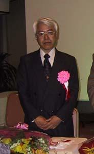 受賞式photo